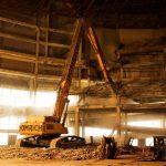 COBO Arena demolition