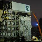 Cass Tech High School demolition in Detroit