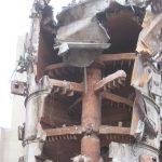 Mill Creek demolition in Cincinnati, OH