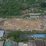 Red Bank Road demolition site in Fairfax, OH