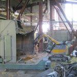University of Michigan Crisler Arena demolition