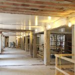 University of Michigan selective demolition and abatement